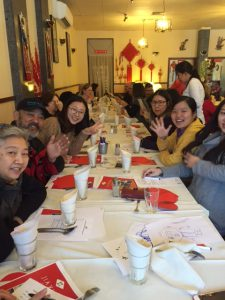 Jiaxing Sister City Lunch Group July 2016